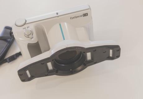 Eye special デジタル口腔撮影装置